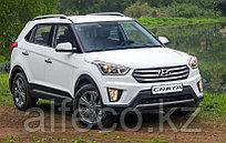 Защита топливного бака Hyundai Creta 4wd 2016-