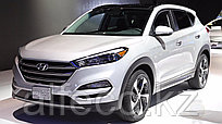Защита топливного бака Hyundai Tucson 2015-
