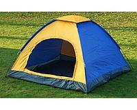 Палатка 2-х местная Hanlu 2*1.4 м., PRC