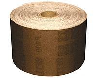 Бумага наждачная в рулонах, алюминий-оксидная, 115 мм х 50 м Р240