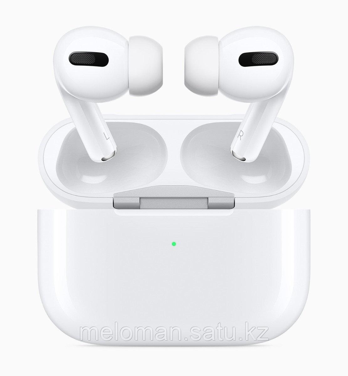 Беспроводные наушники Apple AirPods PRO wireless charging case - фото 2