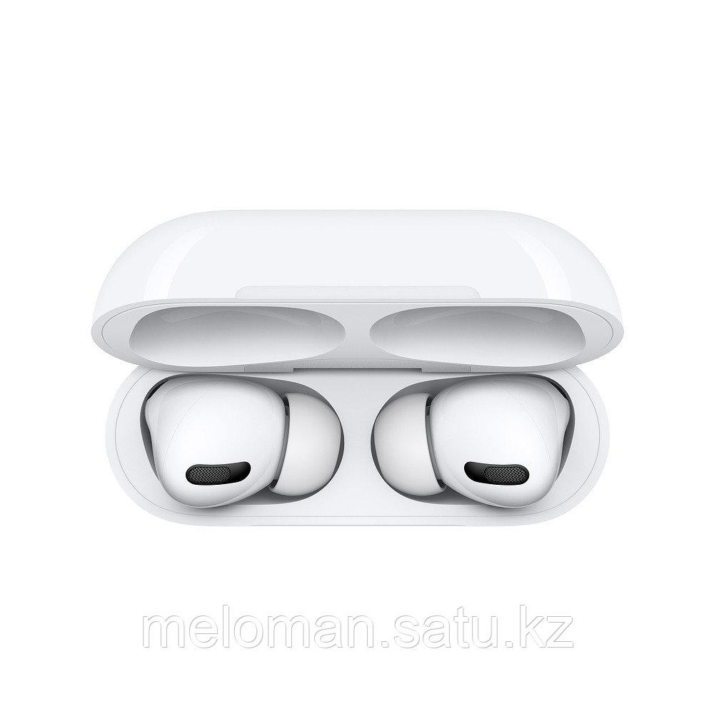 Беспроводные наушники Apple AirPods PRO wireless charging case - фото 5
