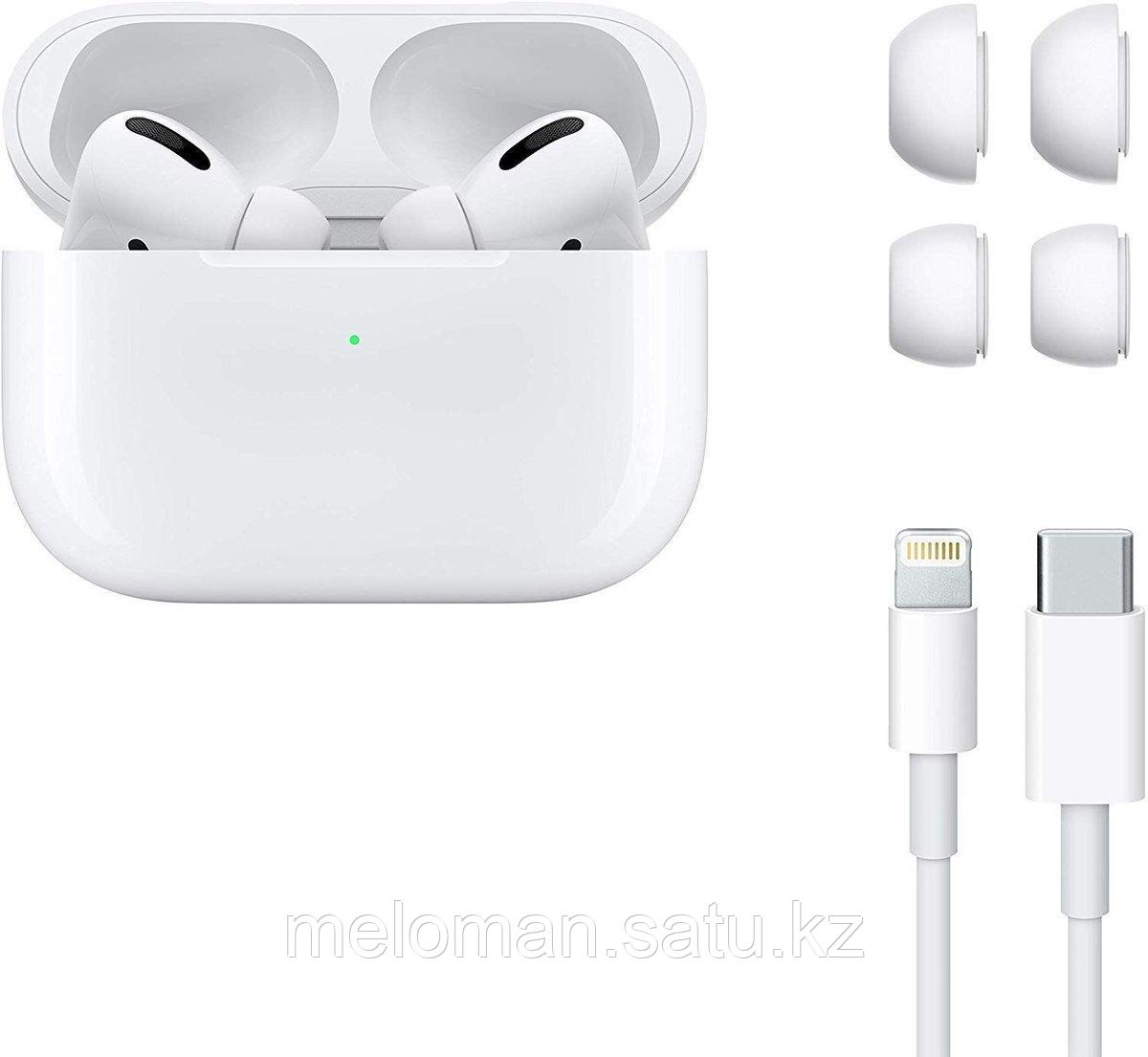 Беспроводные наушники Apple AirPods PRO wireless charging case - фото 6