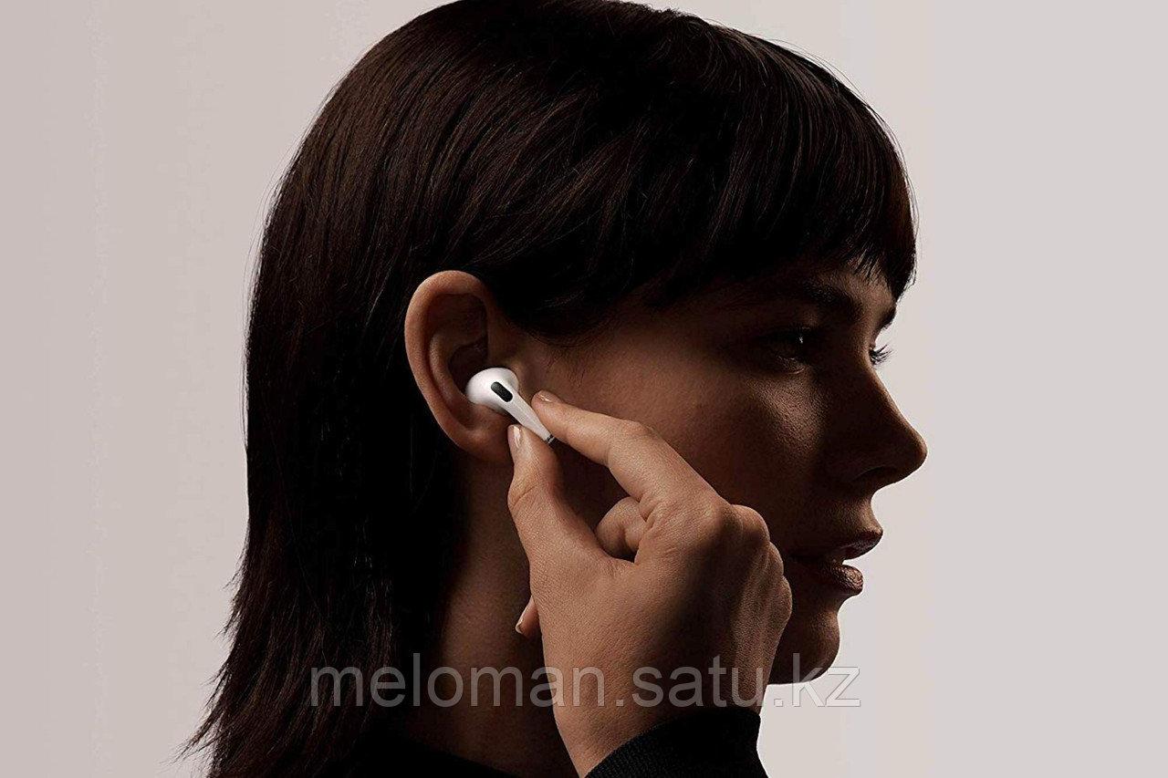 Беспроводные наушники Apple AirPods PRO wireless charging case - фото 7