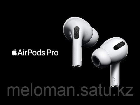 Беспроводные наушники Apple AirPods PRO wireless charging case - фото 8