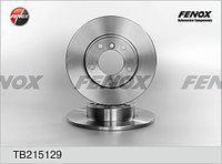 Диск тормозной FENOX TB215129 задний