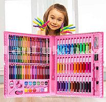 Набор для рисования Art Set 150 piece фломастеры мелки карандаши краски