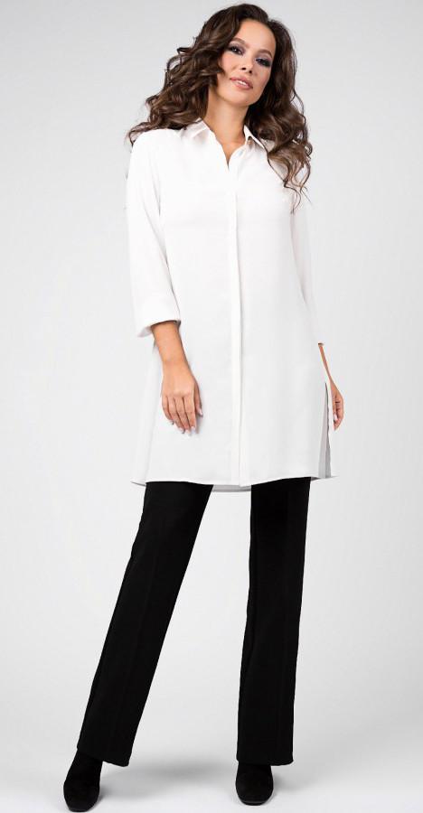 Блузка TEFFI style-1467, молочный, 46
