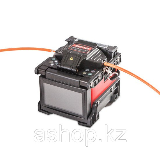 Сварочный аппарат для оптоволокна DVP 740, Время сварки: 8 с, Тип волокон: SM, MM, DS, NZ-DS(G655), EDF, Совме