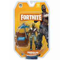 Игрушки Fortnite FNT0013 Фигурка Bandolier с аксессуарами