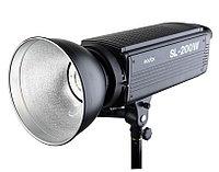 Осветитель студийный GODOX SL-200W LED 5600K