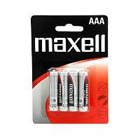 Батарейки Maxell R03/AAA (4 шт)