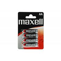 Батарейки Maxell R6/АА (4 шт)