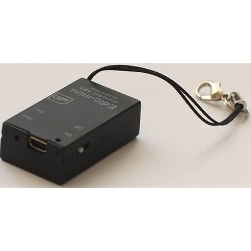 Цифровой мини диктофон Edic-mini microSD A23