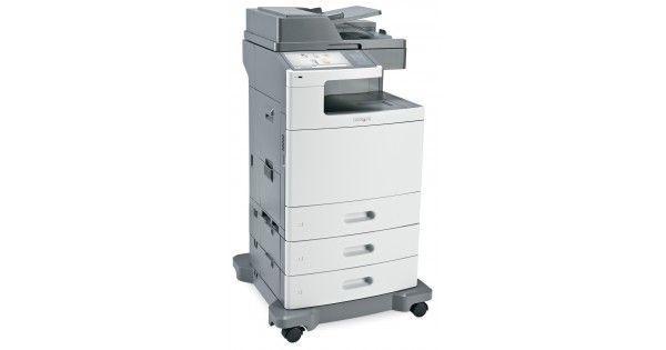 Продам офисный полноцветный МФУ А3 формата Lexmark X950DE
