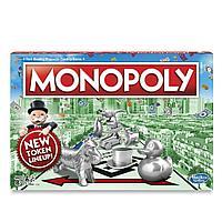 Монополия базовая. Настольная экономическая игра. Хасбро