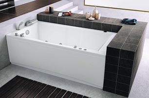 Акриловые ванны Aquanet (Россия)