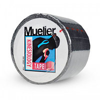 Кинезио тейп Mueller 5м х 5 см Черный, фото 1