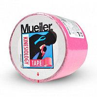 Кинезио тейп Mueller 5м х 5 см Розовый, фото 1