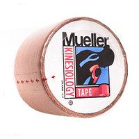 Кинезио тейп Mueller 5м х 5 см Бежевый, фото 1