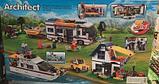 """Конструктор Decool 3117 Architect (аналог лего Lego Creator 31052) """"Кемпинг 3 в 1"""" 792 дет, фото 4"""