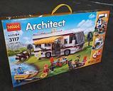 """Конструктор Decool 3117 Architect (аналог лего Lego Creator 31052) """"Кемпинг 3 в 1"""" 792 дет, фото 2"""
