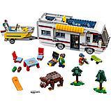 """Конструктор Decool 3117 Architect (аналог лего Lego Creator 31052) """"Кемпинг 3 в 1"""" 792 дет, фото 6"""