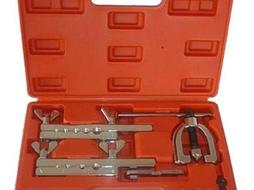 Инструмент для развальцовки труб (10 предметов) двойной TA-M1007
