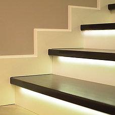 Подсветка лестниц автоматическая
