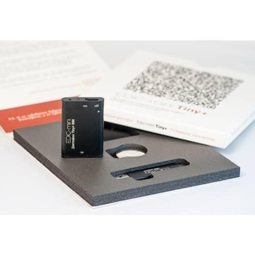 Миниатюрный цифровой диктофон в прочном металлическом корпусе Edic-mini Tiny + B80-150hq