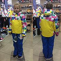 Супер яркие детские лыжные костюмы Snow SKY