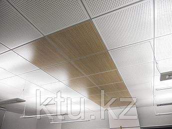 Монтаж подвесных кассетных потолков
