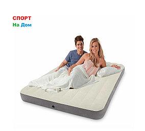Надувной матрас Intex 64103 (размеры: 152 х 191 х 25 см)