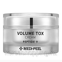 Омолаживающий крем с пептидным комплексом, MEDI-PEEL Volume TOX Cream Peptide 9