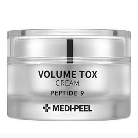 Омолаживающий крем с пептидным комплексом, MEDI-PEEL Volume TOX Cream Peptide 9, фото 2