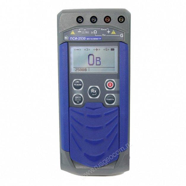 Мегаомметр Радио-Сервис ПСИ-2530