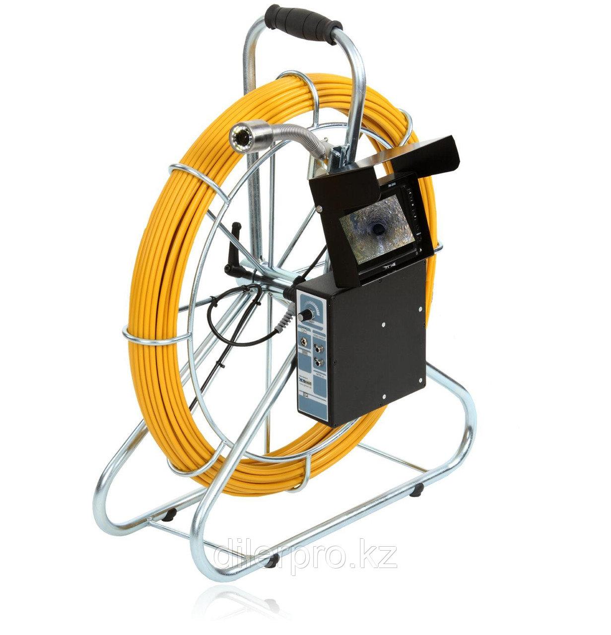 Katimex 104004MV - система видеодиагностики трубопровода серии KIS-125 с цифровым видео рекодером с картой памяти 2GB