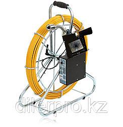 Katimex 104004M - система видеодиагностики трубопровода серии KIS-125 с цифровым измерителем длины и LCD