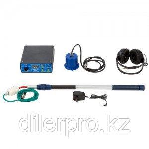 StreamLux Лидер-1110 - акустический течеискатель с функцией обнаружения трубопровода (геофон+ электромагнитный датчик+универсальный