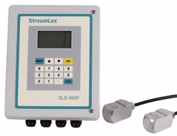StreamLux SLD-800F (Лава) - доплеровский расходомер жидкости