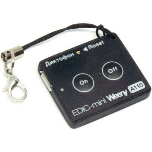 Цифровой мини диктофон EDIC-mini Weeny A110