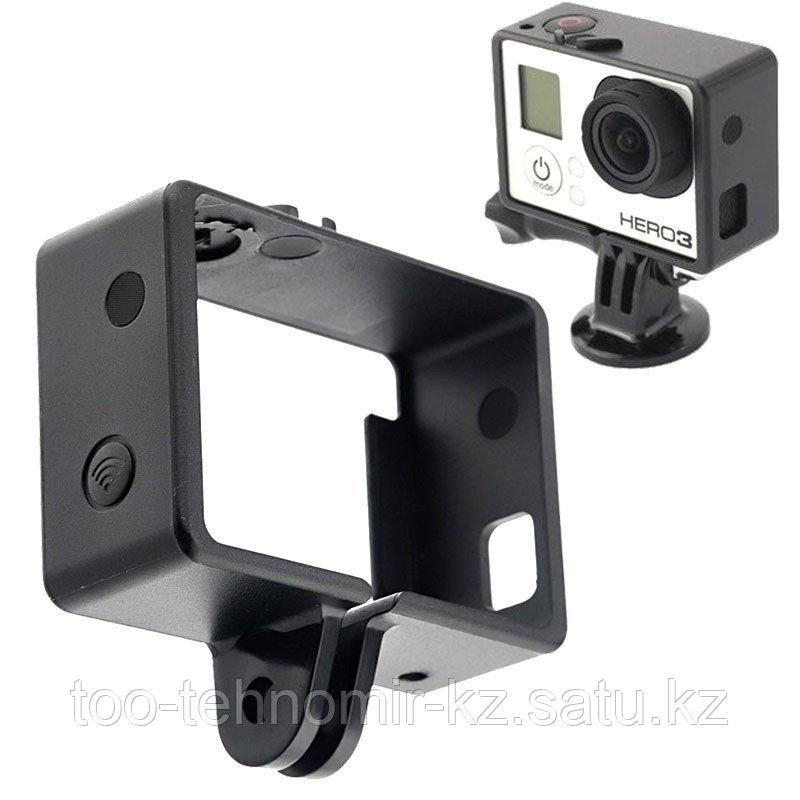 Рамка для GoPro с кнопкой