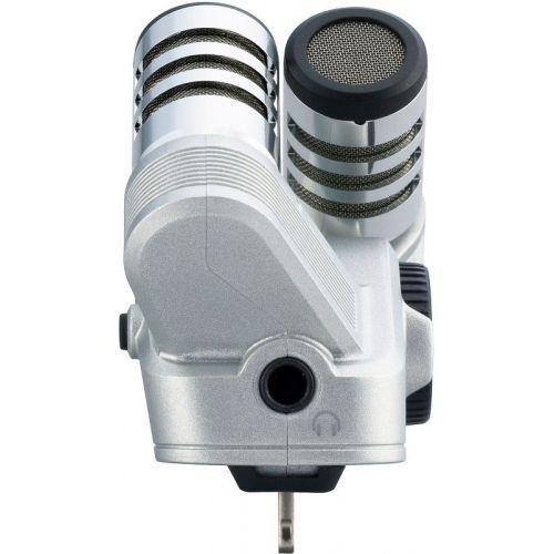 Внешний микрофон Zoom iQ6 для смартфона - фото 4