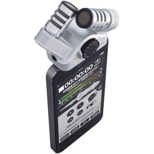 Внешний микрофон Zoom iQ6 для смартфона - фото 5