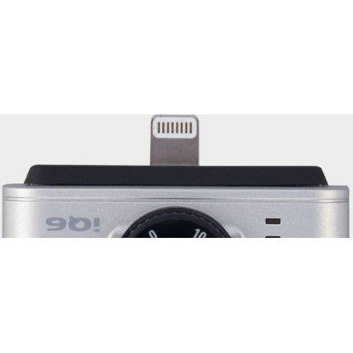 Внешний микрофон Zoom iQ6 для смартфона - фото 7
