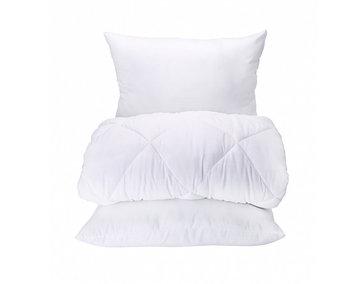 Одеяло двухспальное с  2 подушками в комплекте