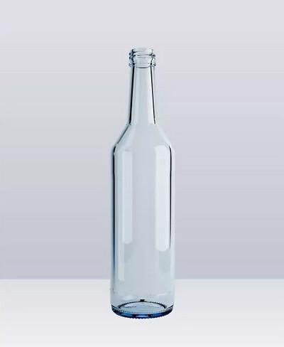Бутылка ГОСТ, 0.5л винтовая