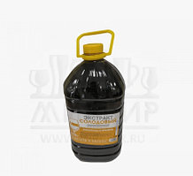 """Жидкий неохмеленный солодовый экстракт """"Ячмень для виски"""", 3,9 кг"""