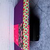 Ежедневник недатированный В6, 160 листов Florence, искусственная кожа, цветной срез, фиолетовый, фото 3