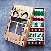 """Шарф KAFTAN """"New Year"""", разноцветный,145 х 14 см, 100% акрил, фото 2"""